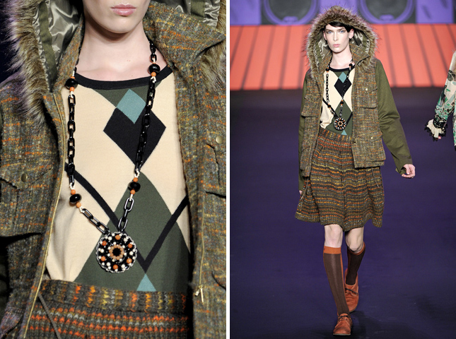 кулоны и подвески, Anna Sui