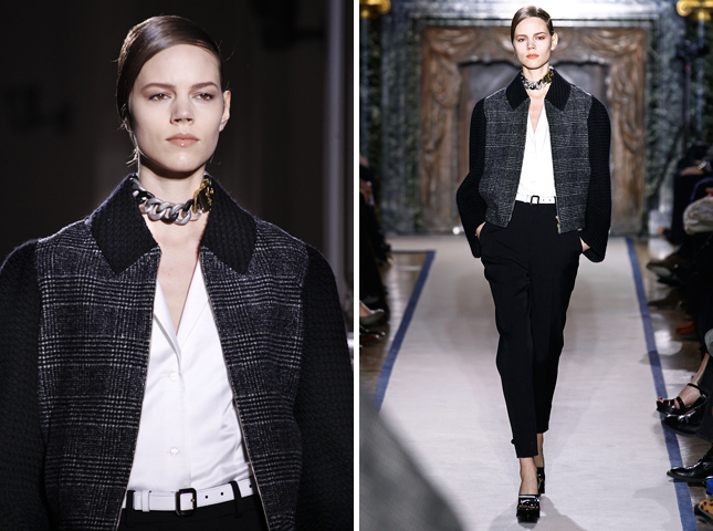 Yves Saint Laurent, украшения 2011/2012