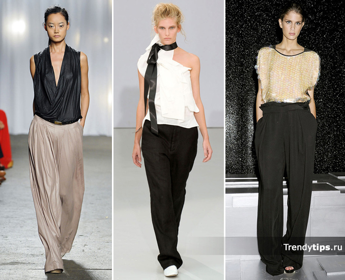 широкие брюки, DOO RI, MOON-YOUNG, Piaza-sempione