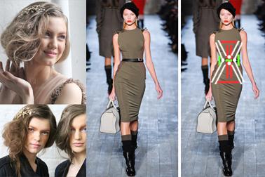 зрительные иллюзии в одежде влияние углов